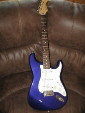 Fender Stratocaster Standard Electric Guitar - Mexico - W/Fender Hard Case