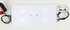 "LGB G SCALE SL 4 LED Lighting Drop Ceiling for DC and DCC + 2 18"" cables NEW USA"