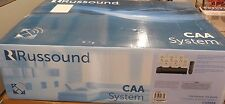 Russound CAA66K  6 Source/6 Zone Kit 12 Channels With White Keypad