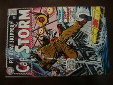 Capt Storm #4 VG+ First Command Last Command