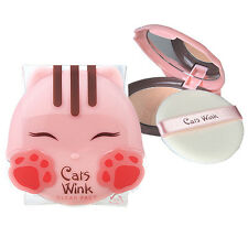 [TONYMOLY]  Cats Wink Clear Pact #.1 Clear skin/ korea cosmetics