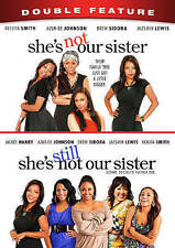 Double Feature: Shes Not Our Sister/Shes Still Not Our Sister (DVD, 2015,...