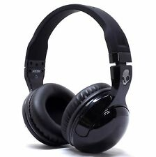 New Skullcandy Hesh 2 2.0 Supreme Sound Headphones with Mic and Pouch Black