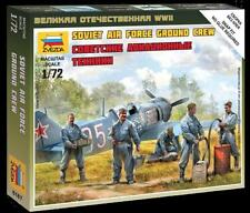 Zvezda 1:72  SOVIET AIRFORCE GROUND CREW  ZVE6187