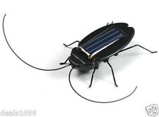 Solar Power Educational Energy Cockroach Insect Kid Toy Funny Gadget Toys Gift