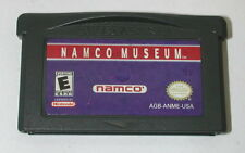 Namco Museum Gameboy Advanced Game F787