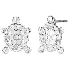 New products Fashion Jewelry 925 Silver fine gift Turtle earring Female ear nail