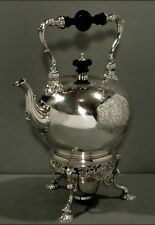 English Sterling Teapot          MY COLLECTION                              1731