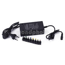 Universal For Laptop PC In-Car DC Charger Notebook AC Adapter Power Supply 120W