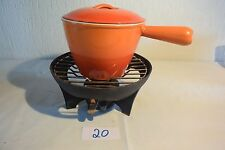 C19 ensemble casserole poele Le Creuset France avec support