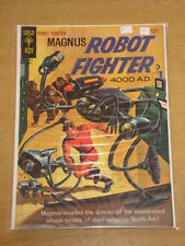 MAGNUS ROBOT FIGHTER #11 FN (6.0) GOLD KEY COMICS AUGUST 1965 (A)