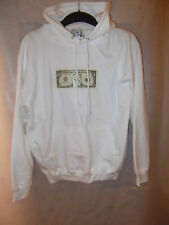 Triple Dollar Skate Store Mens Size Medium White Hoodie - Brand New