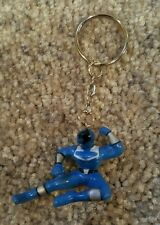 Power Rangers Time Force: Blue Ranger Key Chain