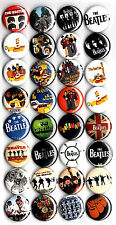 32 x The Beatles button pin badge Set Lot British Invasion Meet Help