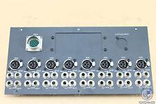 Soundcraft S8000 Backplate XLR Jack nr.4
