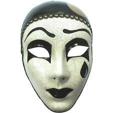 #PANTOMIME PHYSICAL THEATRE SAD MIME ARTIST EYE MASK ADULT FANCY PARTY ACCESSORY