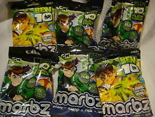 Marbz Ben 10   6 x single blind bags