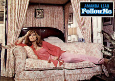 Follow Me ORIGINAL Aushangfoto Amanda Lear / Joe D'Amato / EROTIK MUSIK KULT