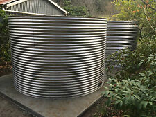 Stainless Steel Water Tank 22,000 Lt 2300mm H x 3500mm Dia