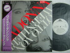 PROMO WHITE LABEL / MADONNA WILD DANCING / WITH OBI