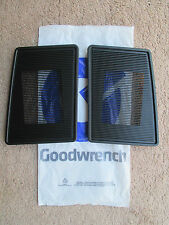 NOS 82-92 Trans Am Firebird GTA Formula DASH SPEAKER GRILLS new old stock  GM !