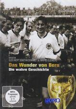 DVD WM 54 + Das Wunder von Bern + Die wahre Geschichte + Tolle Dokumentation