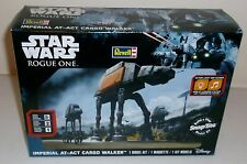 Revell Star Wars Rogue One Imperial AT-ACT Cargo Walker Model Kit Sealed Level 2