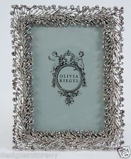 """Olivia Riegel Twinkles 4"""" x 6"""" Picture Photo Frame with Decorative Metal Back"""