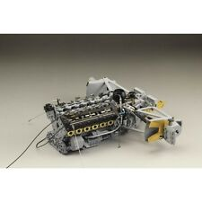 1/12 McLaren MP4/6 Honda Engine detail set for Tamiya kit ~ Top Studio 23152+60