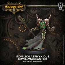 Warmachine BNIB - Cryx Iron Lich Asphyxious - 2010  ALTERNATIVE