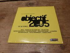 ARCADE FIRE - BECK - BENJAMIN BIOLAY - RUFUS WAINWRIGHT - J L MURAT  RARE CD