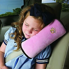Universal Bay Child Car Cover Pillow Baby Shoulder Safety Belts Children seats
