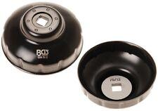 BGS chiave a tazza tappo filtro olio 76mm x p12 - codice BGS1039-76-12 officina