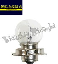 4314 - LAMPADA LAMPADINA 12 15 SCODELLINO FARO ANTERIORE VESPA 50 125 PK S XL N