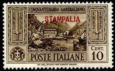 Colonie Egeo Stampalia 1932 Garibaldi n. 17 * (m2438)