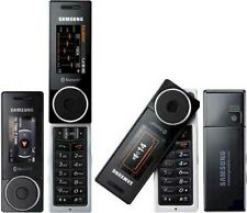 Samsung SGH X830 Black (Ohne Simlock) Mini Handy Kamera 3BAND Bluetooth Wie NEU