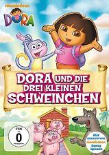DORA - VOL.19: DORA UND DIE DREI KLEINEN SCHWEINCHEN   DVD NEU