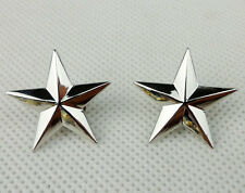 US Army Military Brigadiers One Star Badge Insignia Pin -D745