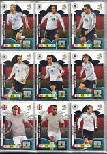 RIO FERDINAND ENGLAND PANINI ADRENALYN XL FOOTBALL UEFA EURO 2012 NO#