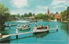 The River Thames, MARLOW, Buckinghamshire