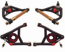 1964-72 Chevelle tubular front a arms w/ complete suspension rebuild installed