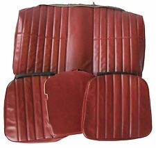 1971 - 1973 CHEVY CAMARO COUPE STANDARD REAR SEAT COVER COLORS AVAILABLE