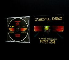 Grateful Dead Egypt 1978 Rocking The Cradle Bonus Disc CD '78 1-CD GDP 2008