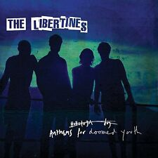 THE LIBERTINES - ANTHEMS FOR DOOMED YOUTH: CD ALBUM (September 4th 2015)