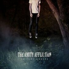 Chasing Ghosts [PA] by The Amity Affliction (CD, Oct-2012, Roadrunner Records)