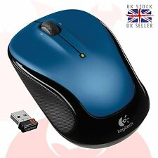 Logitech Wireless Mouse M325 Unifying Nano cordless optical mini Mice FREE del.
