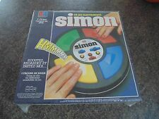 SIMON 1st ISSUE 1978 FRENCH NEW OLD STOCK GAME SEALED IN BOX WOW MB TABLETOP
