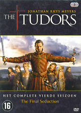 The Tudors : The Final Seduction - Seizoen 4 (3 DVD)