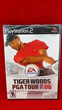 Tiger Woods PGA Golf Tour 06 for PlayStation2 VIDEO GAME NEW Factory SEALED
