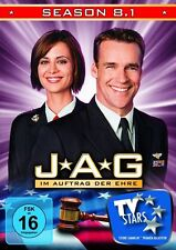 David James Elliott - JAG: Im Auftrag der Ehre - Season 8, Vol. 1 [2 DVDs] (OVP)
